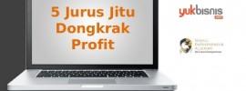 Download eBook Gratis: 5 Jurus Jitu Dongkrak Profit