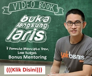 Video Book Buka Langsung Laris