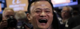 Kisah Sukses Orang Terkaya di Tiongkok (China), Jack Ma Pendiri Alibaba