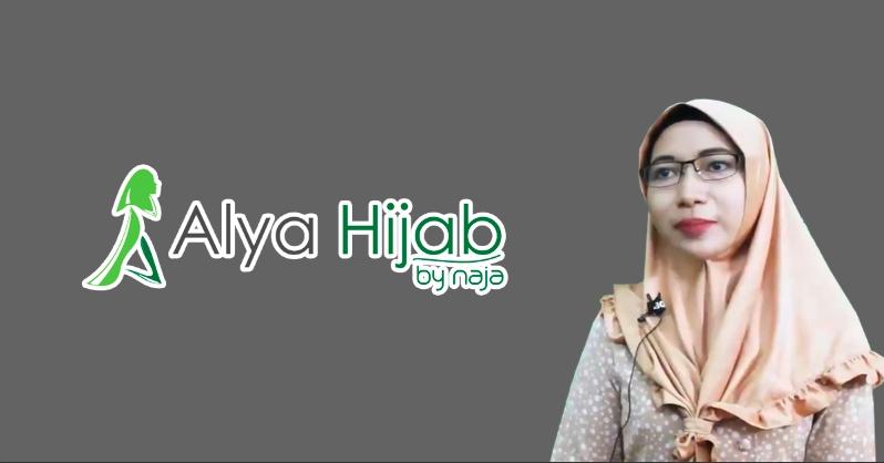 pemilik alya hijab