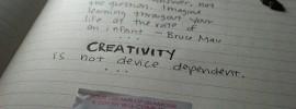 5 Tips Untuk Lebih Kreatif Ala Yoris Sebastian