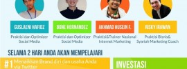 Seminar Bisnis Buka-Bukaan Rahasia Twitter Marketing Batch 2